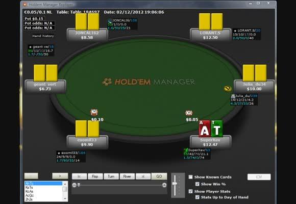 Revue de session d'un PokerStratège - 16