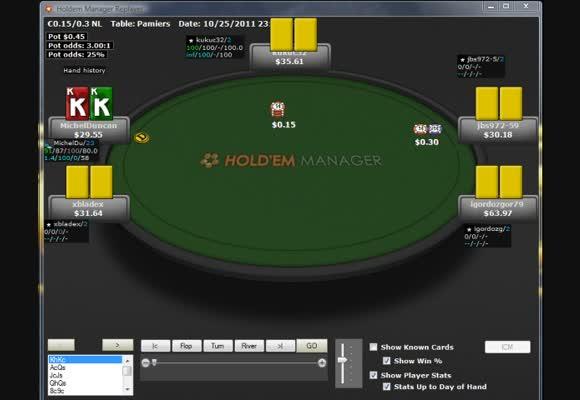 Revue de session d'un PokerStratège - 19