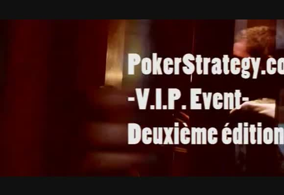 Évènement VIP II: la vidéo