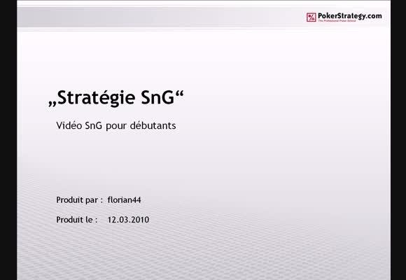 Tous les secrets des Sit and Go 3/3
