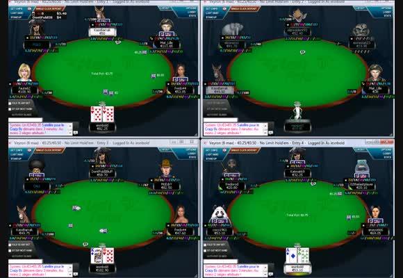 Rush Poker sur les rooms françaises 3