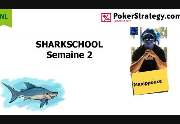 Sharkschool semaine 2