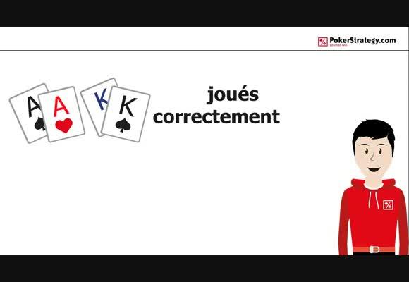 Comment jouer AA & KK correctement