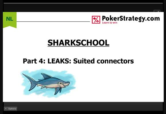 Sharkschool:  les leaks: suited connectors