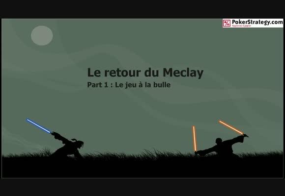 Coaching podcast : le retour du Meclay - Episode I