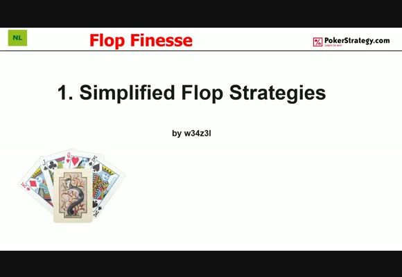 Flop Finesse - Simplified Flop Strategies (1)