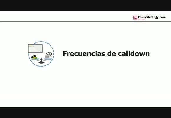 Frecuencias de calldown