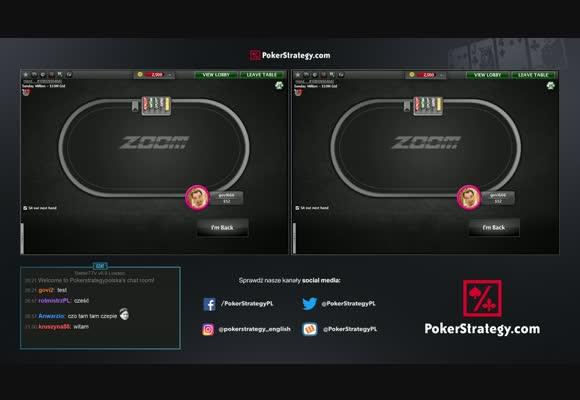 GoverN666 na NL50 Zoom Poker