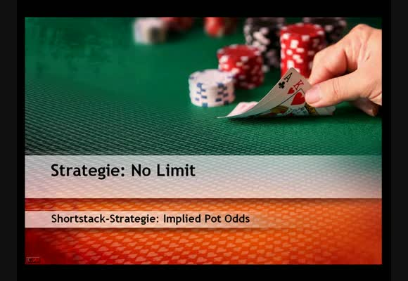 Strategie video : implied pot odds