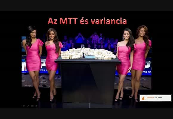 MTT: A variancia matematikája (Edzés)