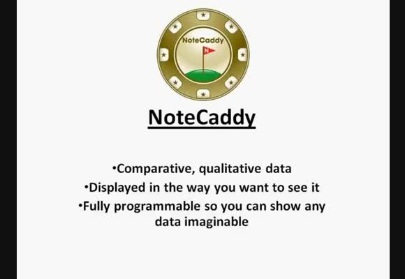 NoteCaddy - Seminario con il developer