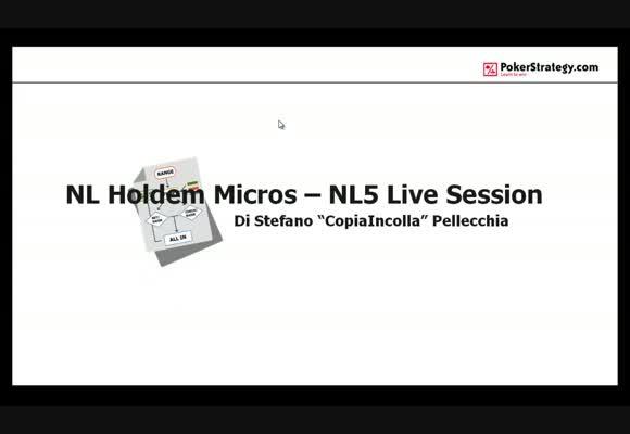 Live Session al No Limit 5