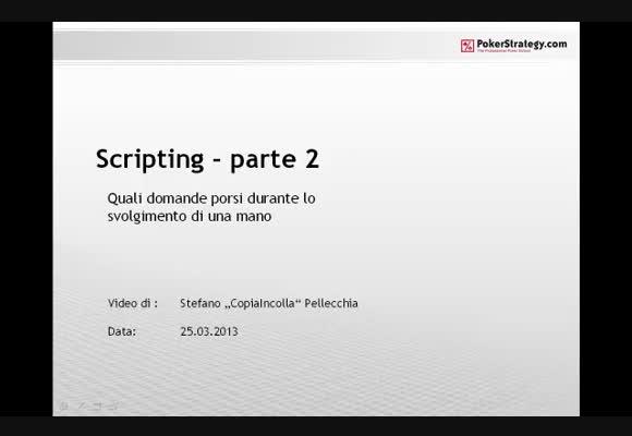 Lo Scripting - parte 2