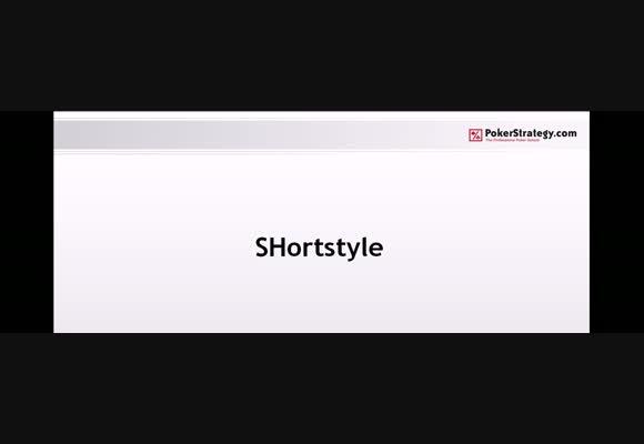 SHortstyle - Setup ideale 2