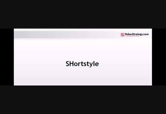 SHortstyle - Setup ideale 1
