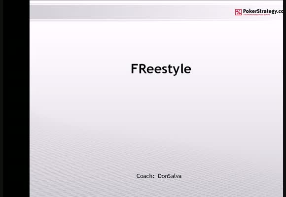 FReestyle con DonSalva