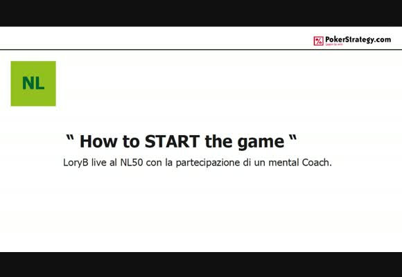 How to start the Game - parte 2