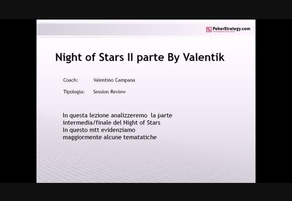 Night of Stars by Valentik - Parte 2