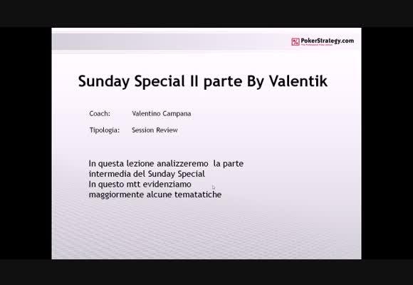 Sunday Special su Stars.it - Seconda parte