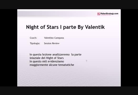 Night of Stars by Valentik - Parte 1