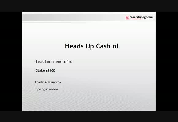 High Stakes Leak Finder con enricofox - parte 1
