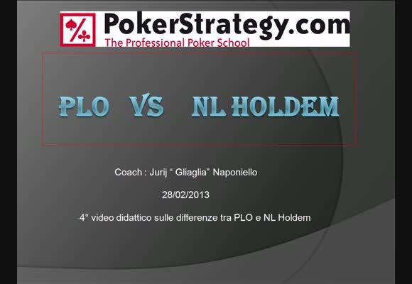 PLO vs NLH - Parte 4