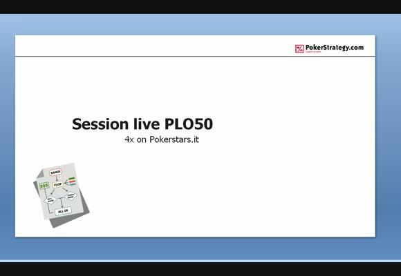 Live Session su PokerStars.it