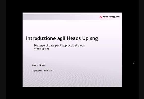 Introduzione ai tornei HU