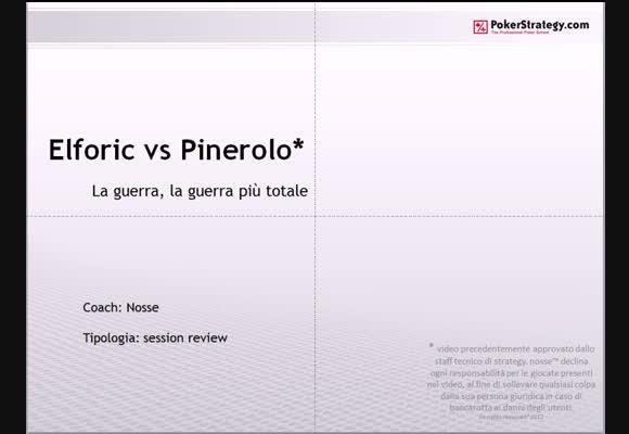 elforic vs pinerolo