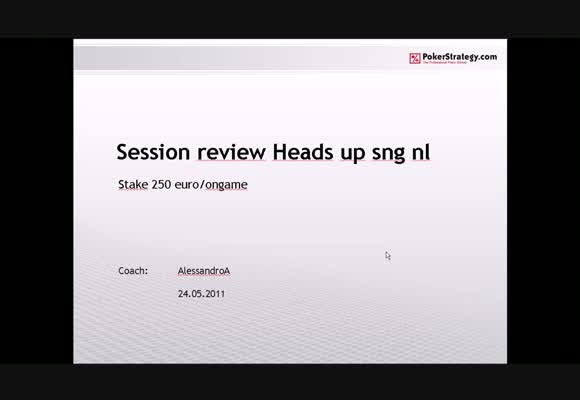 Session review - HU High Stakes