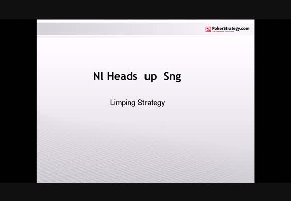 HU SnG - Limping strategy