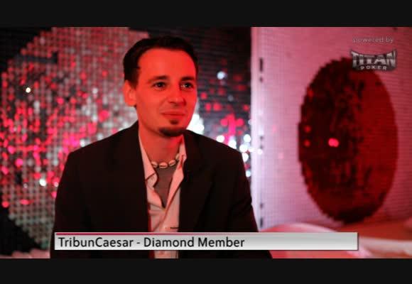 Black Member Party VIII: TribunCaesar