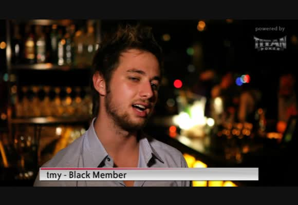 Black Member Party VIII: Interview Tmy
