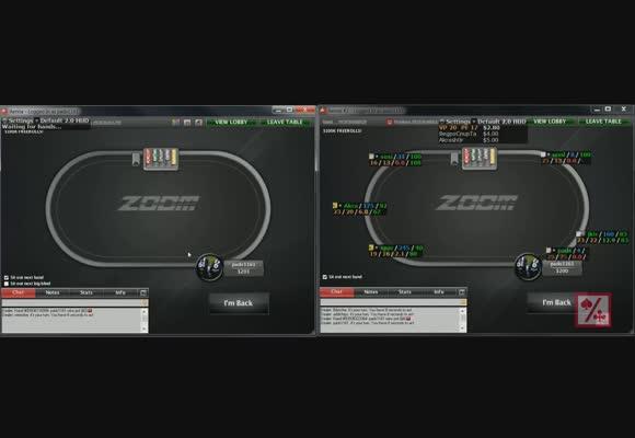 Pleno1 による 200nl zoom のプレイ