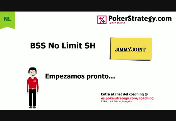 BSS SH: Session en vivo en NL10 Zoom