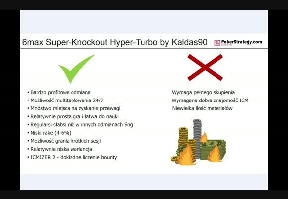 Podstawy gry w turniejach Hyper-Turbo Super-Knockout