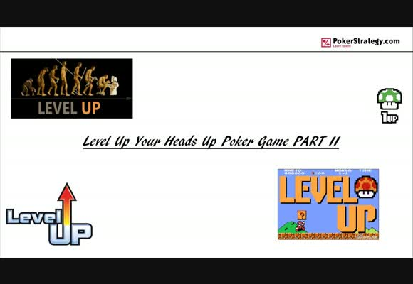 Level up your heads-up poker game - II