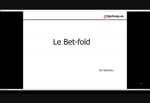 Video contest: Ranmaru nous parle de Bet-Fold