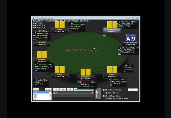Daily Rebuy su Pokerstars - Hand Review completa - Parte 1