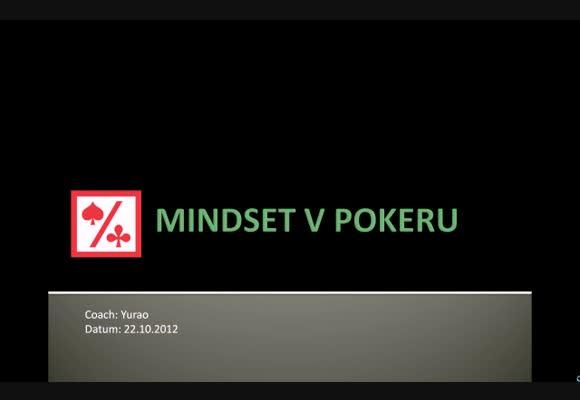 Mindset v pokeru