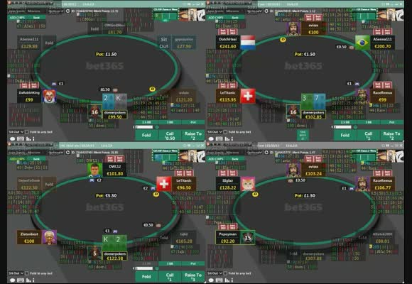 DeanD Reviews NL100 Session at bet365