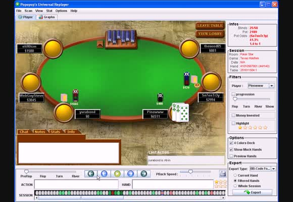 Super High Stakes SnG - Deel 2