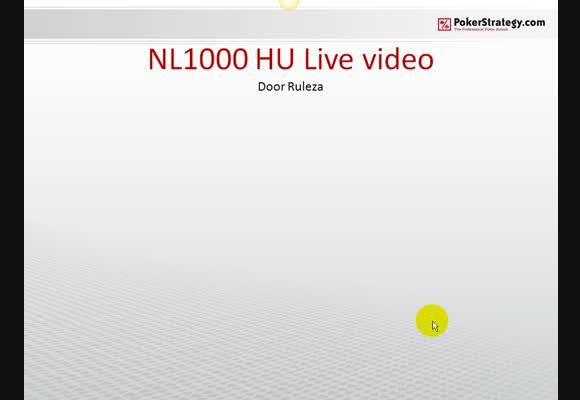 Ruleza gaat los op NL1000 HU