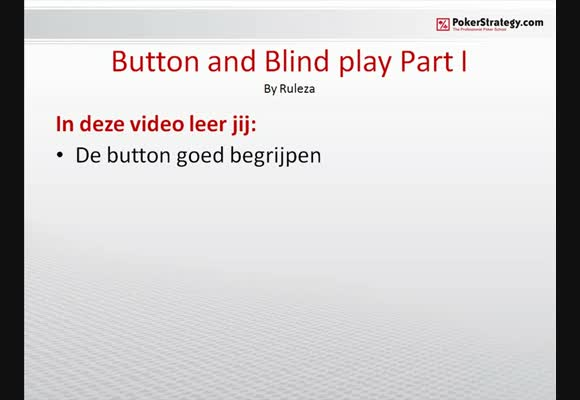 NL BSS button and blind play -deel 1-