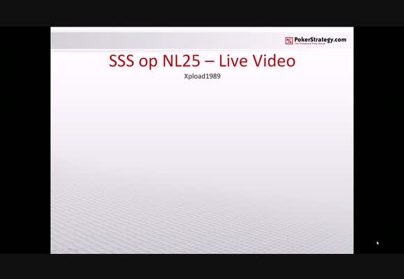 25NL SSS: Xpload1989 speelt live deel I