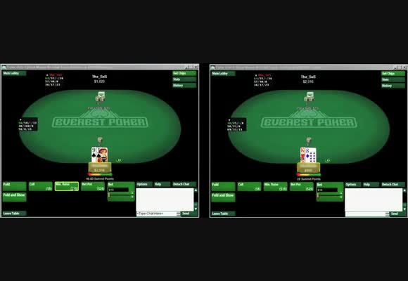 No-Limit $1000 Heads Up - Live -