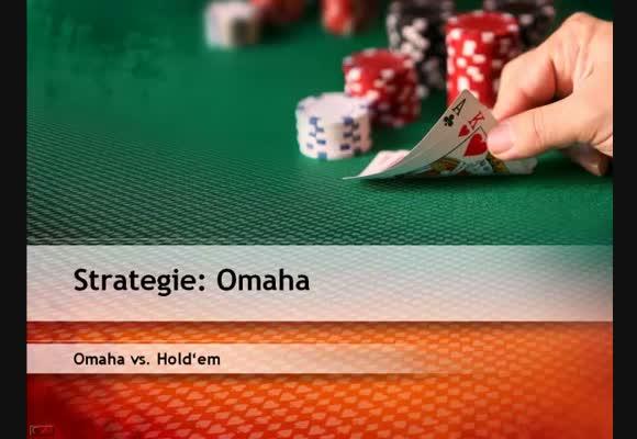 Omaha vs. Hold'em