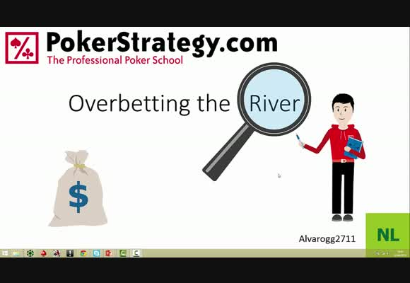 Concurso de vídeos 2015. - Overbetting the River - Alvarogg2711