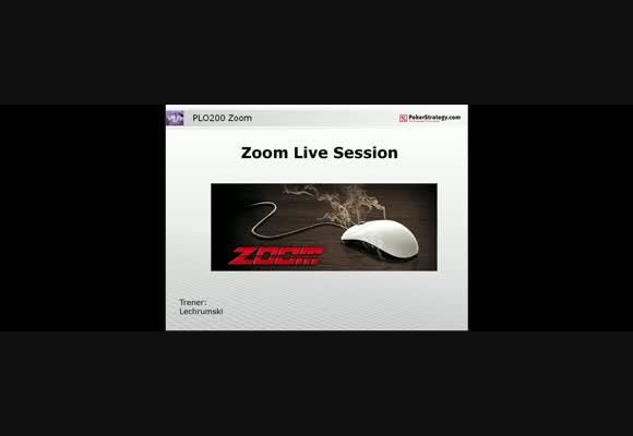 PLO200 na Zoomie