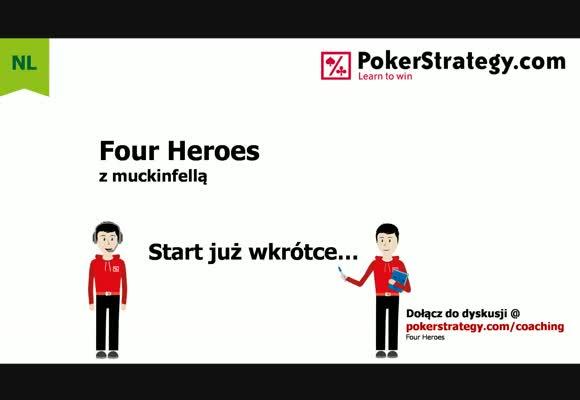 Four Heroes - NL25 - analiza gry ruudsa